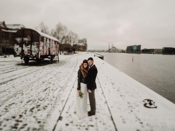 Emi y Luís | Postboda en Copenhague