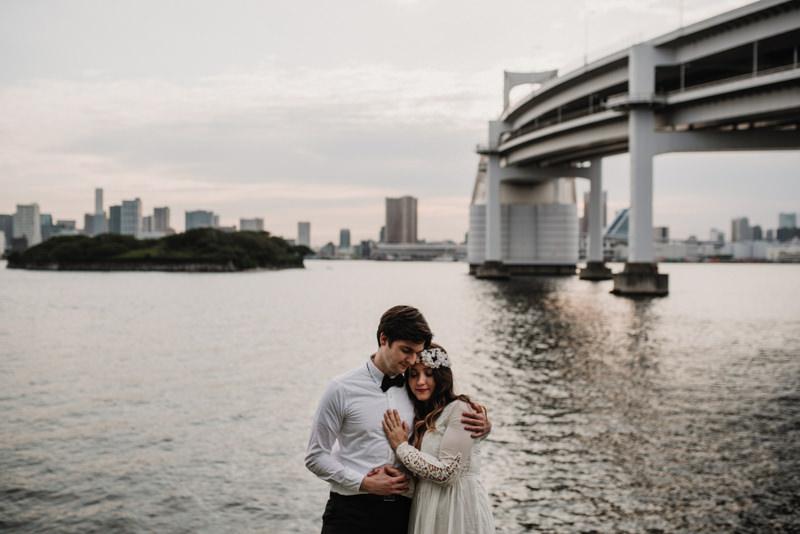 Anora & Uwe | Tokyo Wedding Day