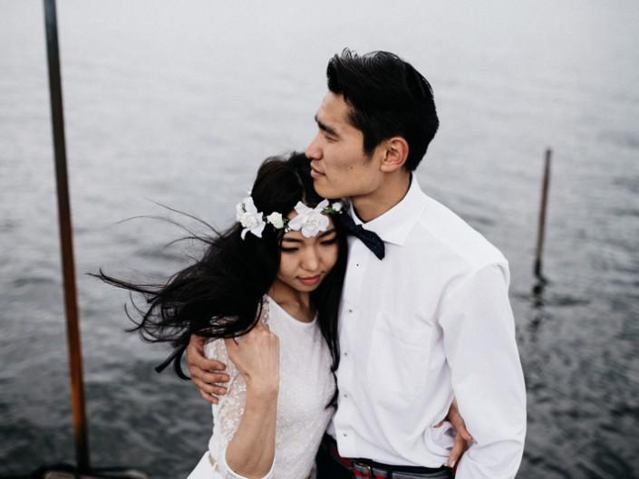 Zaya & Temo | Mt Fuji Postwedding